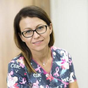 Drn. med. Agnieszka Szulgan-Mądrzak