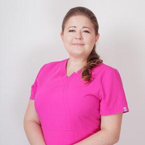 Lek. dent. Justyna Lewandowska